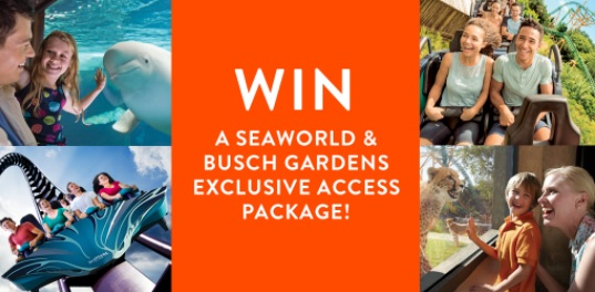 Reserve Direct Sweepstakes Win Seaworld Orlando Busch Gardens Vacation Package Contestbig