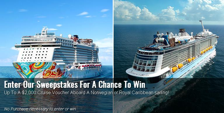 Ballys Ncl Cruise Giveaway