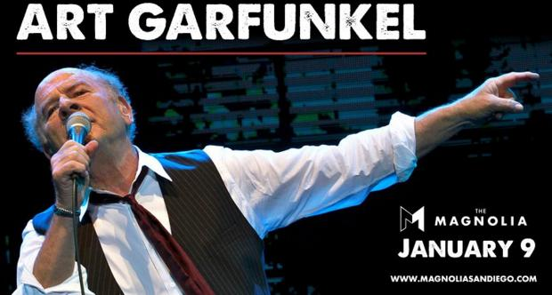 Art Garfunkel Tickets Sweepstakes